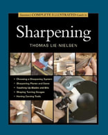 Sharpening by Thomas Lie-Nielsen