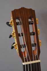 Flamenco Special headstock - Front