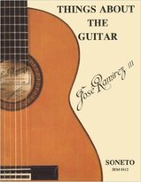 Things About The Guitar - Jose Ramirez 111